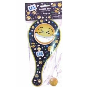Emoji Lol Paddle Ball (1 Piece)